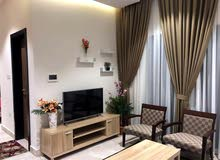 Luxurious, New, furnished, sea view apartment in Busaitine front of KH Hospital.
