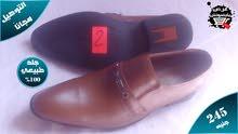 حذاء رجالي جلد طبيعي مئه في المئه توصيل لجميع المحافظات سعر خاص للجمله