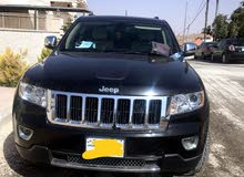 Used condition Jeep Grand Cherokee 2012 with 50,000 - 59,999 km mileage