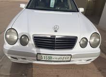 مرسيدس E240 موديل 2002