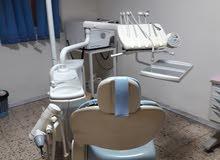 كرسي أسنان مستعمل ايطالي