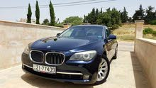 BMW 740IL 2009