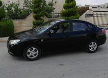 Hyundai Avante 2010 For sale - Black color