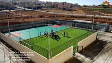 عشب صتاعي للملاعب و تجهيز ملاعب كرة قدم