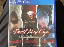 Devil may cry hd collection excellent condition including 3 games 1-2-3