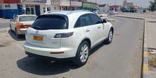 Available for sale! +200,000 km mileage Infiniti FX45 2004