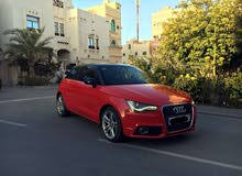 Audi A1 2013 (Red)