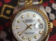 ساعة رولكس للبيع