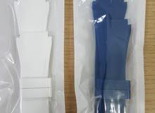 باند ساعة جير اس 3 جديد متوفر اللون ابيض او ازرق