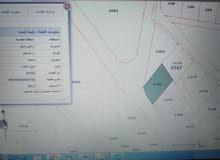 ارض 666م سكن للبيع خلف نادي الجواد العربي-اراضي ناعور-ام البساتين