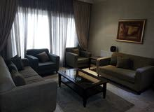 Second Floor  apartment for rent with 3 rooms - Amman city Dahiet Al Ameer Rashed