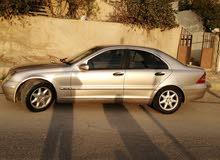 Mercedes Benz C 200 2001 For Sale