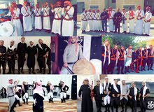 عمل زفات شعبية فرقة اردنية وفلسطينية ودبكات 0785017754