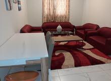 غرفتين وصاله مفروشه للايجار نظيفة جدا بعجمان