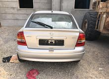 Opel Astra made in 2005 for sale