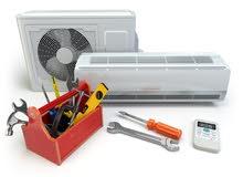 صيانة واصلاح وتركيب المكيفات بأقل الأسعار& Maintenance, repair and installation of A.C lowest prices