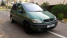 For sale Used Zafira - Automatic