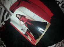 فستان هندي مخيط جزئي