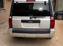 Automatic Silver Jeep 2008 for sale