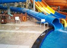 5 اسابيع النخبة في فندق منتجع البحيرة قرب البحر الميت