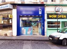 محل تلفونات للبيع - شارع الرينبو