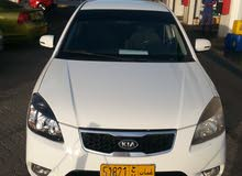 For sale 2011 White Rio