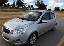Automatic Silver Daewoo 2012 for sale