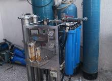 معمل ماء للبيع صنع سويدي