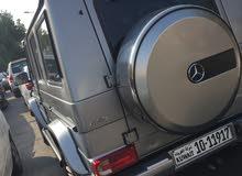 Gasoline Fuel/Power   Mercedes Benz G 55 2010