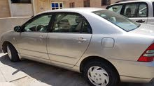 Toyota Corolla 2003 model in good condition for sale.Family used car.