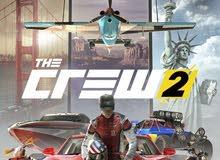 لعبه ذا كرو - the crew 2
