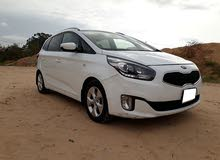 For sale Kia Carens car in Tripoli