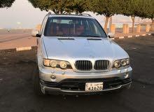 BMW X5 2003 in good condition بي ام دبليو اكس 5 بحالة ممتازة