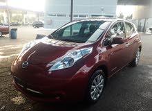 Automatic Nissan Leaf 2013