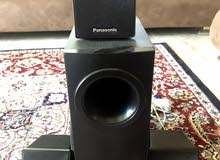 used panasonic speakers for sale in good condition
