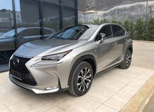 Used Lexus NX for sale in Amman