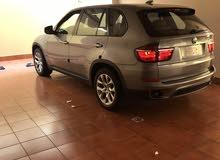 Grey BMW X5 2011 for sale
