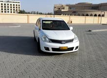 For sale 2013 White Tiida
