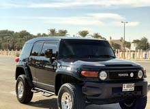 Manual Black Toyota 2008 for sale