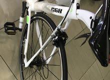 دراجه هوائيه للمحترفين كاربون فايبر بل كامل 2020