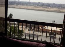 شقة مفروشة للايجار اليومي في المعادي علي النيل
