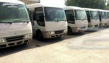For a Month rental period, reserve a Toyota Coaster 2016