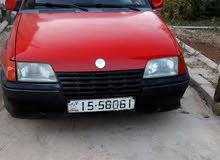Manual Opel Kadett for sale