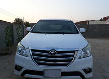 Toyota Innova 2015 For sale - White color