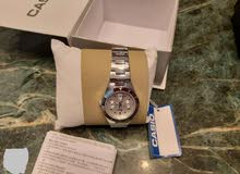 Casio watch open not used