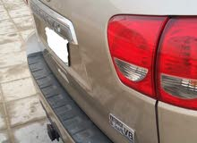 Gasoline Fuel/Power   Toyota Sequoia 2009