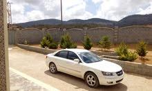Hyundai Sonata 2007 For sale - White color