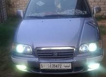 Hyundai Trajet car is available for sale, the car is in Used condition