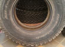 tires from ford raptor IN good condition only 2months used (model 2014)