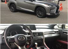 condition Lexus RX 2016 with  km mileage